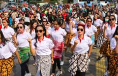 Sosialisasi Dukung KPK, Srikandi Milenial Gelar Flash Dance - JPNN.com