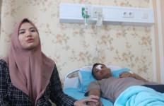 Korban Demo Pelajar, Briptu Charis Patah Tulang Hidung, Tunangan Ditunda - JPNN.com