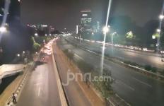 Polisi Tegaskan Jalan Tol dan Arteri di Jakarta tidak Ditutup - JPNN.com