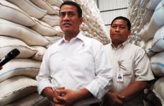 Menteri Amran Sidak ke Gudang Bulog, Stok Meluber Hingga Sewa Gudang - JPNN.com
