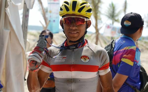 Zaenal Fanani Jawara Rhino MTB XCM 2019 - JPNN.com