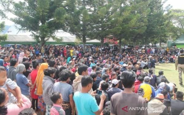 500 Warga Perantau Jatim Pilih Tinggalkan Wamena - JPNN.com