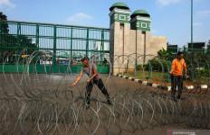 Tak Ada Pemberitahuan Demo, Polisi Tetap Siagakan 5.500 Personel di DPR - JPNN.com