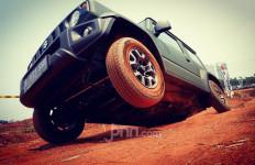 Test Drive Suzuki Jimny Terbaru di Habitat Aslinya, Gokil! - JPNN.com