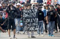Polri Larang Demo jelang Pelantikan Presiden-Wapres untuk Waspadai Penumpang Gelap - JPNN.com