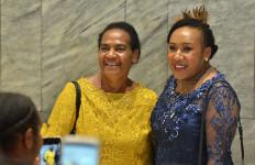 Usai Dilantik, Anggota DPR asal Papua Beri Pernyataan Begini Soal Rusuh Wamena dan KKB - JPNN.com