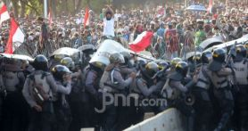 Benarkah Ada Demo Mahasiswa di Depan Gedung DPR Hari Ini?