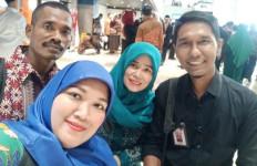 Titi Honorer K2 Langsung Bergerak di Hari Pelantikan DPR 2019-2024 - JPNN.com