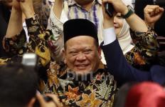 La Nyalla Temui Jokowi Bahas Sawit hingga Jaminan Produk Halal - JPNN.com