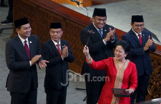 Gerindra Mau Masuk Pemerintahan Jokowi? Puan: Presiden Belum Ngajak Ngomong - JPNN.com
