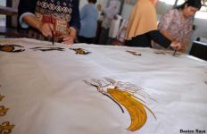 Hari Batik Diperingati di Roma dan Budapest - JPNN.com