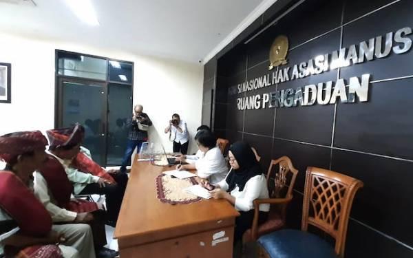 Wahai Komnas HAM, Lindungilah Masyarakat Adat di Area Toba Pulp Lestari - JPNN.com