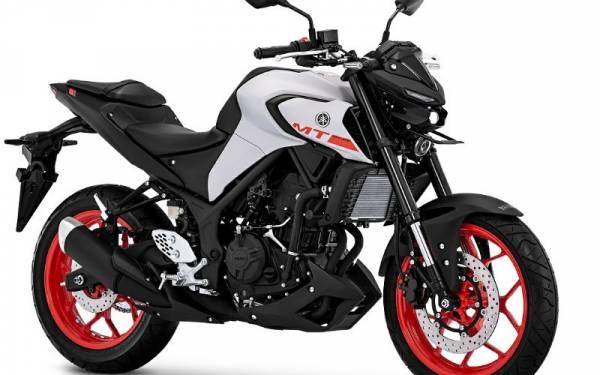Yamaha MT-25 Terbaru dengan Tampilan Segar, Harga Rp 53 Jutaan - JPNN.com