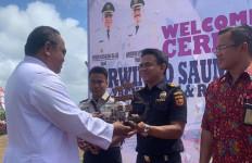Pemkab Kepulauan Tanimbar Apresiasi Kerja Bea Cukai di Sail Darwin Saumlaki - JPNN.com