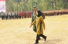 Program TMMD Bangun Jalan Antardesa di Kabupaten Lebak Sepanjang 7 Km - JPNN.com