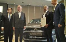 Volkswagen Indonesia Menargetkan Bisa Produksi Lokal 6.000 Unit per Tahun - JPNN.com