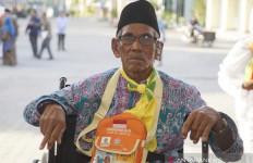 Mat Budin, Petani Aceh Itu Meninggal dalam Usia 99 Tahun di Tanah Suci - JPNN.com