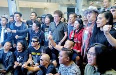 Sandy Pas Band Balas Sindiran soal Konser Musik Untuk Republik - JPNN.com
