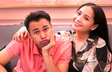 Raffi Ahmad & Nagita Slavina Peringati Ulang Tahun di Depan Ka'bah - JPNN.com