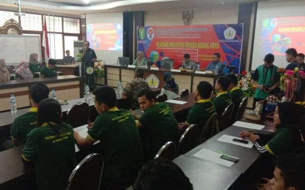 Kemenpora Yakin Pemuda Pontianak Mampu Berinovasi di Sektor Kriya - JPNN.com