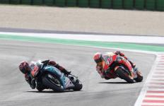 Jelang MotoGP Thailand 2019, Marquez Bicara soal Potensi Quartararo - JPNN.com