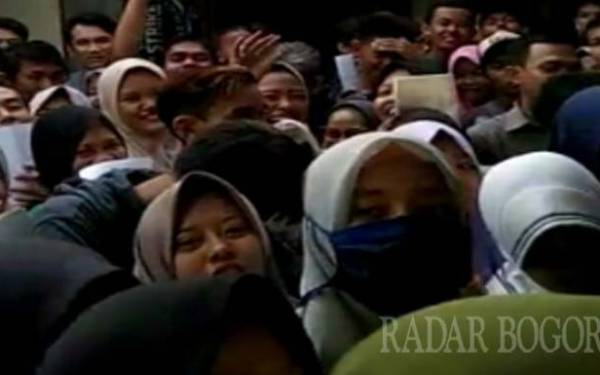 Wah, 248.368 Warga Bogor Masih Menganggur - JPNN.com