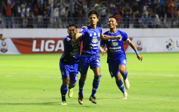 Persiba 3 vs 0 Martapura FC: Beruang Madu Jaga Asa Finis di Empat Besar - JPNN.com