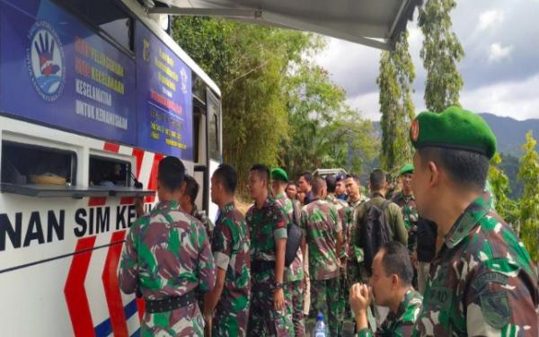 Polda Papua Gratiskan Pembuatan SIM untuk Anggota TNI - JPNN.com