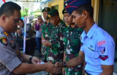 Polres Beri Layanan SIM Gratis untuk Anggota TNI - JPNN.com