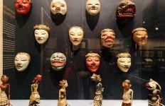 British Museum Pamerkan Wayang dan Topeng Indonesia Koleksi Eks Bos Kolonial - JPNN.com