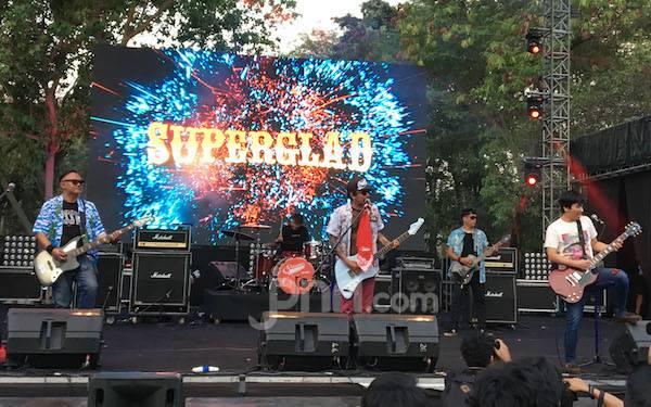 Synchronize Fest 2019 Jadi Panggung Perpisahan Dadi dengan Superglad - JPNN.com