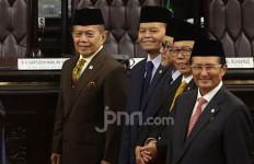 Profil Syarief Hasan: Tangan Kanan SBY yang Kini jadi Wakil Ketua MPR - JPNN.com