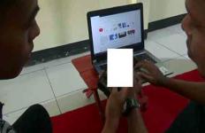 Viral Video Asusila: Ternyata Siswi Ini yang Rekam dan Unggah ke Medsos - JPNN.com