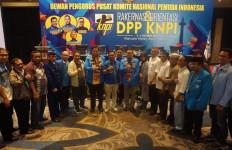 Airlangga Berharap KNPI Jadi Mitra Strategis Pemerintahan Jokowi - Ma'ruf Amin - JPNN.com