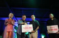 Ariandono - Paula Juara Festival Karaoke BUMN, Korporasi dan Media - JPNN.com