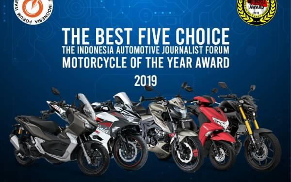 FMY 2019: Berikut 5 Motor Terbaik di Indonesia - JPNN.com