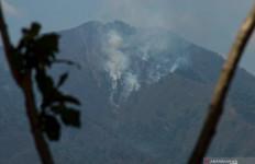 Kebakaran di Pegunungan Malabar Bandung Makin Meluas - JPNN.com