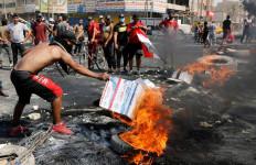 Irak Diguncang Kerusuhan, Iran Panik - JPNN.com