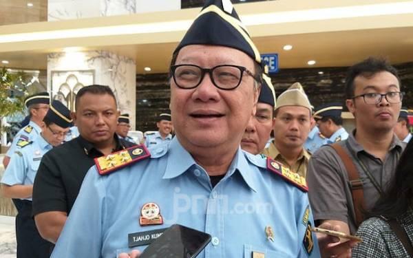 Jadi Plt Menkumham, Tjahjo Kumolo Beber Arahan Khusus dari Presiden Jokowi - JPNN.com