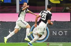 Permalukan Inter Milan, Juventus Kuasai Puncak Klasemen Serie A - JPNN.com