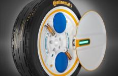 Continental Kembangkan Ban Mobil Bisa Memompa Sendiri - JPNN.com