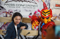Bisma Karisma Berhasil Wujudkan Impian Masa Kecil - JPNN.com