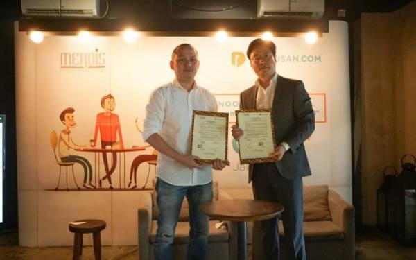 Dusdusan Gandeng Merdis International Tambah Produk Innovation Store - JPNN.com