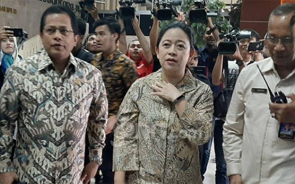 Respons Mbak Puan soal Pak Wiranto Ditusuk - JPNN.com