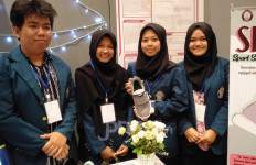 Indonesia Inventors Day: Ada Sepatu Khusus Diagnosis Gula Darah tanpa Sayatan - JPNN.com