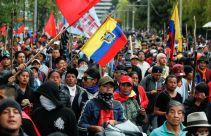 Bungkam Aspirasi Rakyat, Presiden Ekuador Berlakukan Jam Malam - JPNN.com