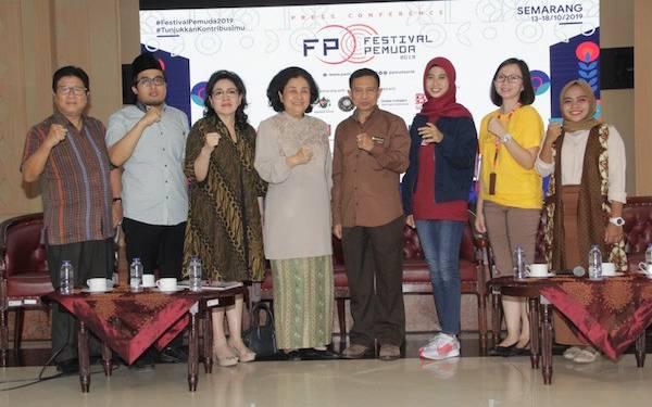 Festival Pemuda 2019: Merajut Kebinekaan untuk Perdamaian dan Persatuan - JPNN.com