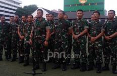 Intip Kesiapan Pasukan TNI AD Mengamankan Pelantikan Jokowi-Ma'ruf - JPNN.com