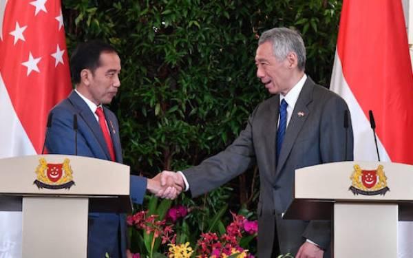 Indonesia - Singapura Komitmen Perkuat Kerja Sama Ekonomi - JPNN.com