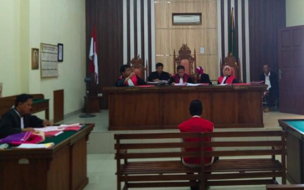 Aldi Saputra Terancam Hukuman 13 Tahun Penjara - JPNN.com